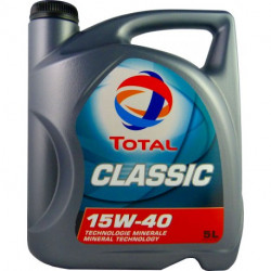 Total Classic 15w40